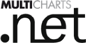 Multicharts.NET black Logo image