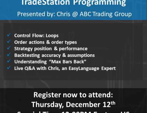 Next Steps in Mastering TradeStation Programming